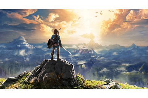 The Legend of Zelda: Breath of the Wild Launches March 3 ...