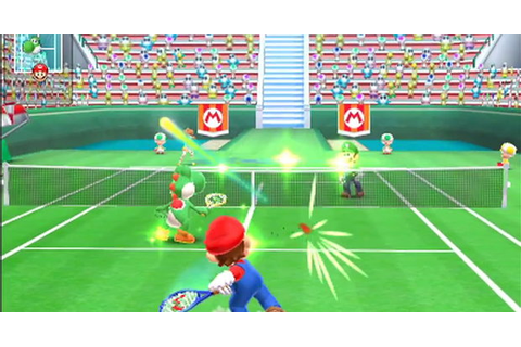 Mario Tennis Open hits 3DS on May 20 | Shacknews