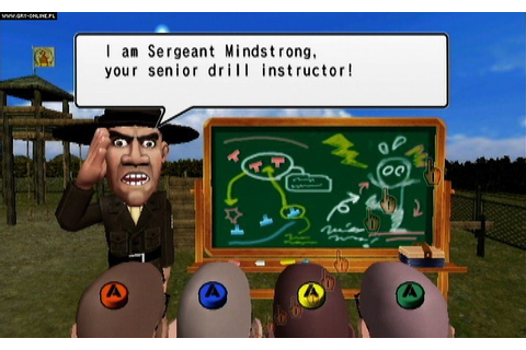 Drill Sergeant Mindstrong - screenshots gallery ...