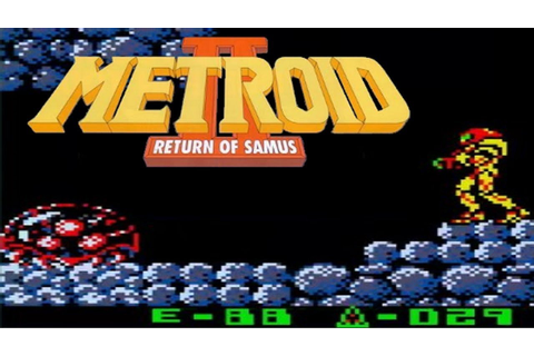Metroid II: Return of Samus Color Mod Game Boy | Will it ...