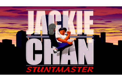 Jackie Chan Stuntmaster - Game Review