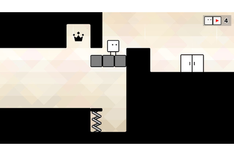 BoxBoy! + BoxGirl! Review - Attack of the Fanboy