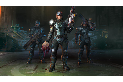 Phoenix Point Preview - Invision Game Community