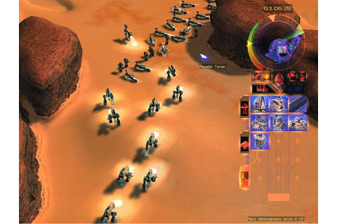 Emperor Battle For Dune Game - Free Download Full Version ...