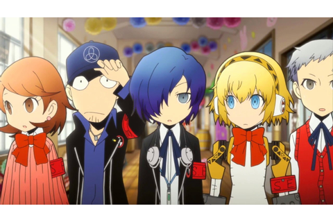 Persona Q: Shadow of the Labyrinth - 3DS Review | Chalgyr ...
