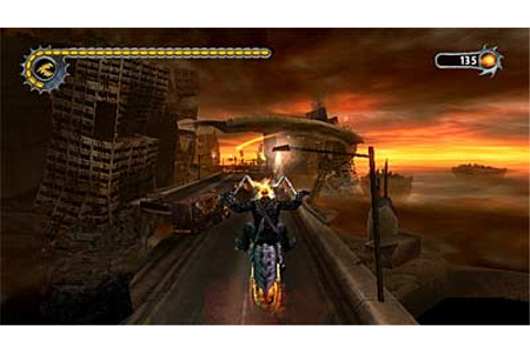 Ghost Rider Review for PlayStation 2 (PS2)