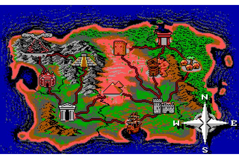 Download Aaargh action for DOS (1988) - Abandonware DOS