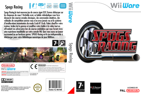 WBVP - SPOGS Racing