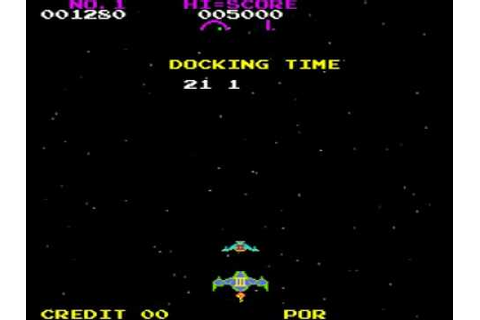 Arcade: Moon Cresta - YouTube