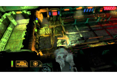 Alien Breed 3: Descent HD gameplay - YouTube