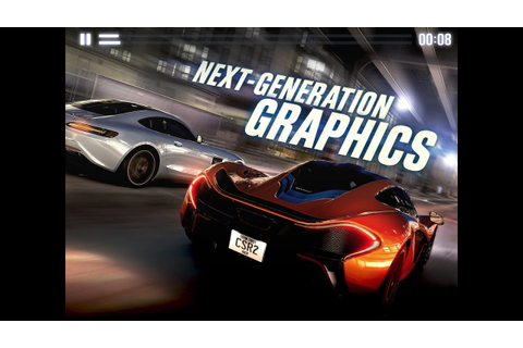 CSR Racing 2 - Car Driving Games For Android - Drag Racing ...