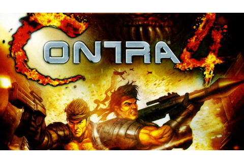 CGRundertow CONTRA 4 for Nintendo DS Video Game Review ...