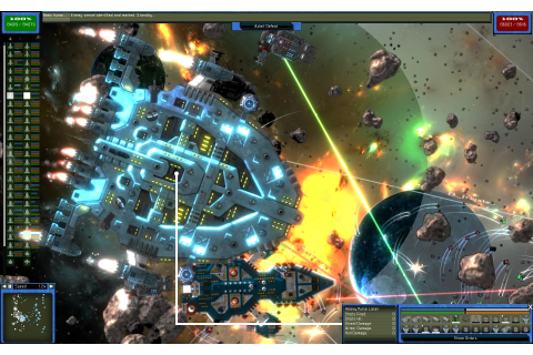 Gratuitous Space Battles 2 - Games.cz