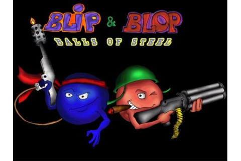 Blip & Blop: Balls of Steel - скачать игру