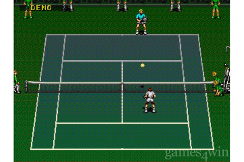 ATP Tour Championship Tennis Download on Games4Win