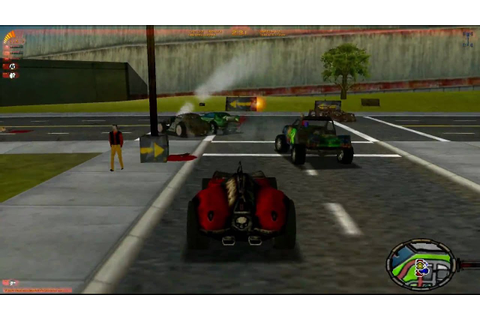 Carmageddon TDR 2000 - YouTube
