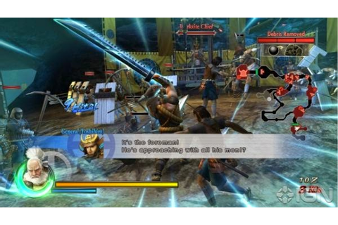 Download Game Sengoku Basara 2 Heroes for PC Plus Emulator ...