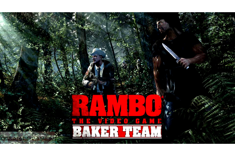 Rambo The Video Game BY CPGAMES