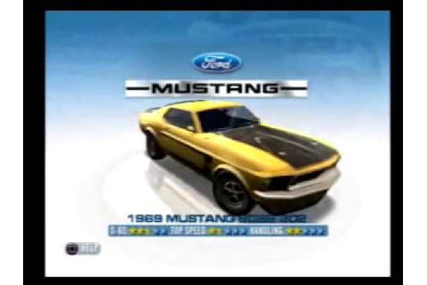 Ford Mustang: The Legend Lives video game - YouTube