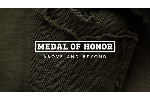 Medal of Honor: Above and Beyond ufficiale, tutto sul ...