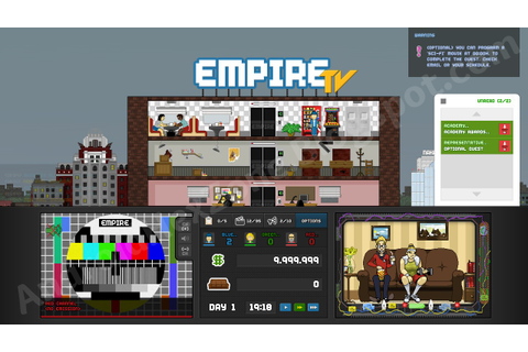[No Root]Empire TV Tycoon 1.3 Android Hacked Save Game ...