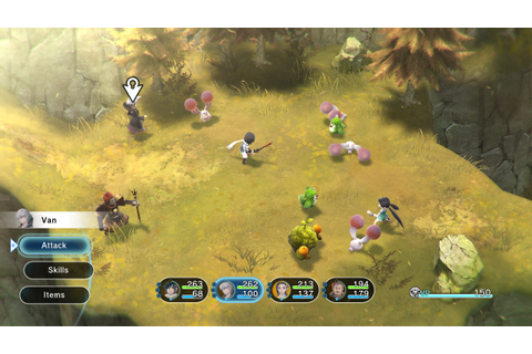 Lost Sphear releases January 23 for the west | RPG Site