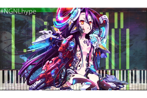 No Game No Life: Zero Movie - Epic & Powerful OST [Piano ...