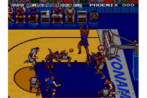 Double Dribble: The Playoff Edition - Sega Genesis - Games ...