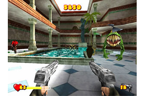 Serious Sam: Next Encounter Review - GameRevolution