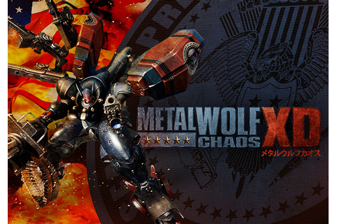 Metal Wolf Chaos XD | MMOHuts