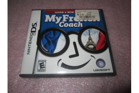 My French Coach Ds Download - ggettpie