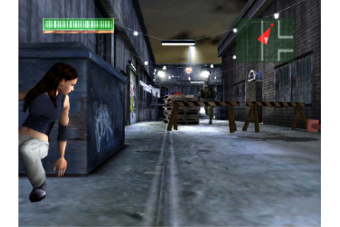 James Cameron's Dark Angel game review (PS2)