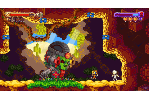 Iconoclasts Review - Review - Nintendo World Report