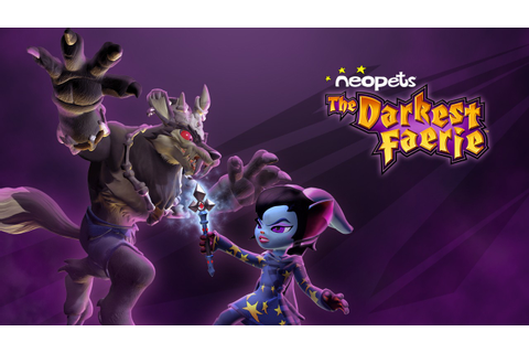 Neopets: The Darkest Faerie Details - LaunchBox Games Database