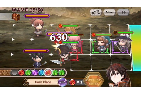Free To Play Japanese RPG Chain Chronicle Now Available On ...