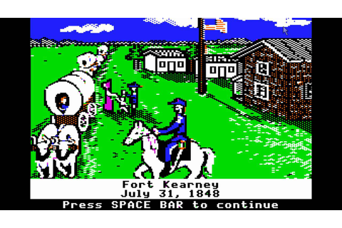 The Game Replay: The Oregon Trail Part 6 - YouTube