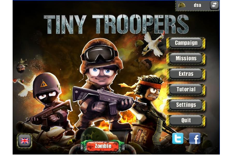 Download Tiny Troopers Zombie Full PC ~ Giatbanget