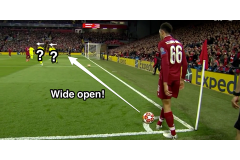 Liverpool caught Barcelona napping on a crucial corner and ...