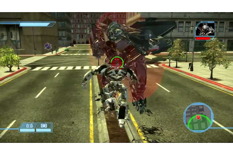 Transformers: The Game Walkthrough: Autobots - The Last ...