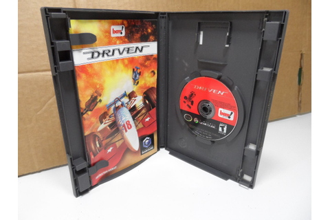 Driven Game Cube - $ 100.00 en Mercado Libre