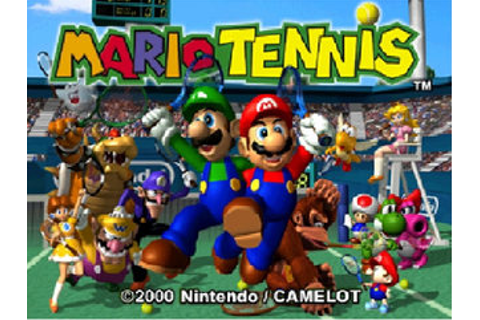 Mario Tennis (Video Game) - TV Tropes