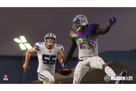 Madden NFL 21's The Yard Brings an Enjoyable Injection of ...