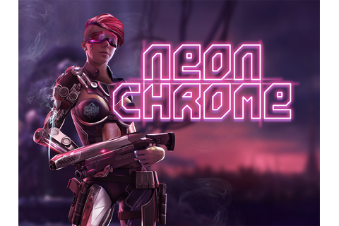 Cyberpunk Twin-Stick Shooter Neon Chrome Gets Mod Tools ...