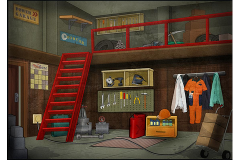 Escape Games Garage Escape - Android Apps on Google Play