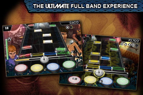 ROCK BAND Reloaded Offers The Best Mobile Experience Of ...