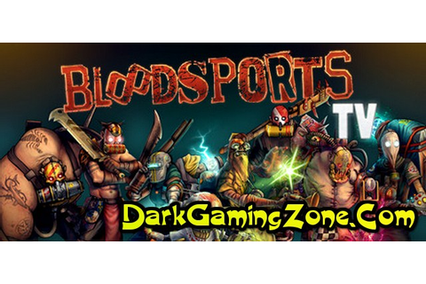 Bloodsports TV Game - Free Download Full Version For PC